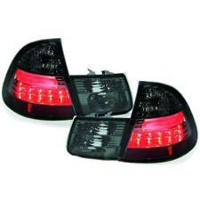 Coppia fari fanali posteriori TUNING BMW Serie 3 E46 Touring 98-05 LED nero 4 pz