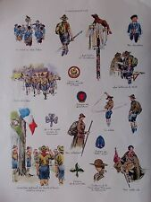 Board color on scouting 20 eme