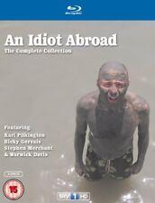 An Idiot Abroad - Series 1-3 (Blu-ray)