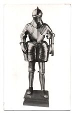 GLASGOW MUSEUM GREENWICH ARMOUR SCOT COLLECTION SCOTLAND SCOTTISH OLD POSTCARD