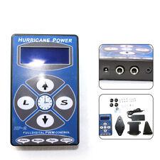 Hurricane Digital Máquina Tatuaje Fuente De Alimentación Tattoo Power Supply Blu