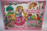 Lady Lovely Locks And The Pixietails Super Deluxe Colorforms Play Set 1986 NIB
