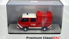 PREMIUM ClassiXXs 1/43 VW VOLKSWAGEN T3A POMPIER Double cab ref 11529 limité 500