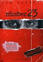 The Number 23 [New DVD] O-Card Packaging, Unrated, Widescreen
