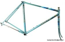 Vintage Race Bike Lugged Steel MARCHESINI PANTO FRAME Set Campagnolo Dropouts
