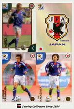 *2010 Panini South Africa World Cup Soccer Cards Team Set Japan (4)