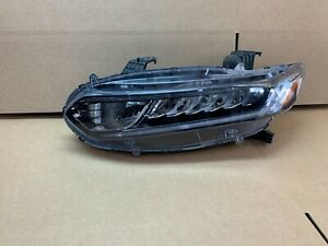 OEM 2018 2019 2020 HONDA ACCORD LED AND HALOGEN HEADLIGHT LEFT SIDE LH