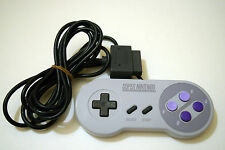 Super Nintendo SNES Original Console Video Game Controller Model SNS-005 TESTED