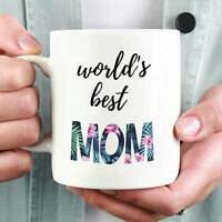 World's Best Mom Coffee Mug Mom Gift Mom Gifts Gift For Mom Mother's Day Coffee