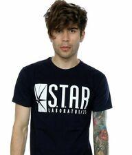 The Flash Star Laboratories SuperHero TV Show Kids & Adults HD307 Unisex T-Shirt