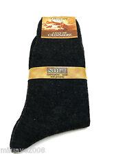Calcetin socks Orion SOFT lana de Cashmere-seda extra suave antipresión T.U