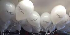 """IN LOVING MEMORY"" Lattice Palloncini X 10 SKY LANTERN Memorial funerale Wake LOVE"
