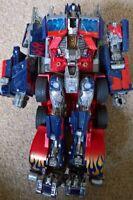 Transformers Movie Series Custom Leader Optimus Prime