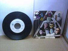 Old 45 RPM Record - Geffen 7-29668 - Madness - Our House / Cardiac Arrest