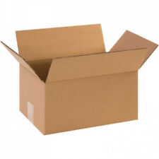 Corrugated Cardboard Boxes 12x8x6 Pack of 25 Shipping Packaging Mailing Box