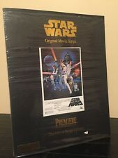 Star Wars:A New Hope Premiere Magazine 1994 Movie Script CE