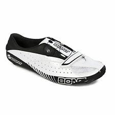 Bont - Blitz Road Shoe 3k Carbon Ventilated Heat Moldable Boa , White/black, 48