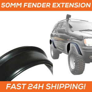 Flexi wide arche 35mm Fender Flares Extension 4x4 Offroad
