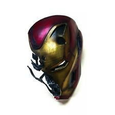 VeryLucky Toys VL1902 1/1 Avengers 4 Iron Man MK50 Battle Damage Helmet W/Light