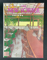 COVER ONLY ~ The New Yorker Magazine, November 15, 1982, Roxie Munro