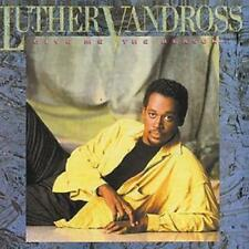 Luther Vandross : Give Me the Reason CD (2003) ***NEW*** FREE Shipping, Save £s