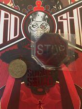 Hot Toys Suicide Squad Deadshot Panneau Stop accessoire loose échelle 1/6th