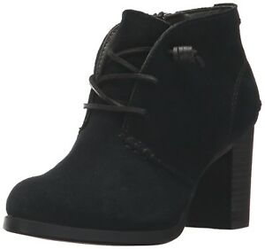 Sperry Top-Sider Women's Black Dasher Gale Ankle Bootie STS99401 New in Box