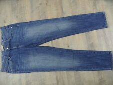 Paige COOL SLIM FIT JEANS Skyline Tronchetti Peg tg 30 Top kos1217