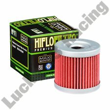 HF971 Oil filter Hiflo Filtro to fit Suzuki AN UC UE UH UX Hyosung Boomer GPS