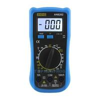 AN8202 Digital LCD Multimeter Backlight AC/DC Voltmeter Ohmmeter Multi Tester