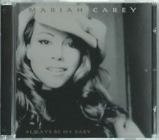 MARIAH CAREY - ALWAYS BE MY BABY / (REMIXES) 1996 US MAXI-SINGLE w/ DIDP CODE
