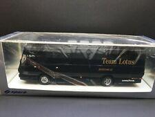 Spark - Lotus Team Race Transporter - Leyland - JPS Square - 1981 - 1:43 - Rare