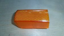 Pachislo Slot Machine Top Orange Light Cover from New Pulsar Extra, 1 Clip