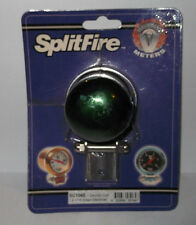 Splitfire electrical gauge mounting cup - Green, (52mm) SC106E