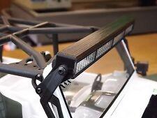 RCDM Light Bar GUARD For The Axial 2012 Jeep Wrangler SCX10 RC Rock Crawler Body