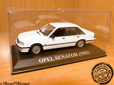 OPEL SENATOR WHITE 1983 1:43 WITH BOX!! MINT!!!