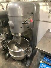 New listing Hobart M-802 Planetary Dough Mixer, 80 Qts. Includes Bowl & Hook 200V/60hZ/3Ph