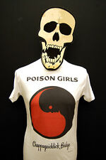 Poison Girls - Chappaquiddick Bridge - T-Shirt