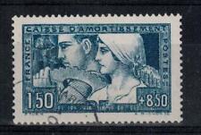 "(a40) timbre France n° 252 oblitéré année 1928 ""Etat II"""