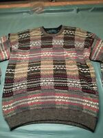 Tundra Sweater Men's Large, Made in Canada