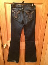 Citizens of Humanity Venetian Stretch #162 Kelly Bootcut Women's Jeans Size 25