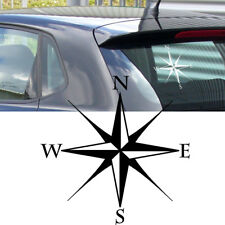 Compass Stickers Car Bedroom Wall Decals Graphics Window Laptop Sticker