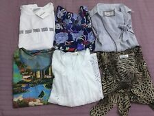 Blusenpaket Oberteile Damen Hemd Gr 36 38 S M T Shirt Paket Kleidung Esprit