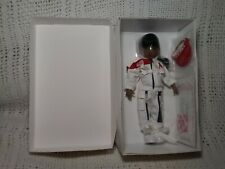 """New ListingKish 8"""" Vinyl Doll Anjali Girls in Space New in Box with Tag and Coa"""