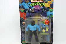 Vintage Playmates 1994 TMNT MOC Star Trek First Officer Donatello