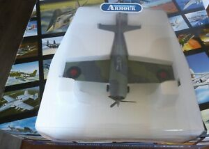 FRANKLIN  MINT  ARMOUR  COLLECTION  B11E740    MARTLET  V-UK  FOX  1:48 SCALE