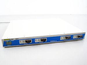 AGILENT HP E7914A ROUTER TESTER GbE/4 GIGABIT ETHERNET