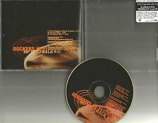 ROCKERS HI FI 90 Degree Fuzzwalk w/ RARE REMIXES PROMO DJ CD single 1991 USA