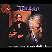 "FRANZ SCHUBERT ""The Complete Symphonies"" brand new 4 CD set (CD, 1997, BMG)"