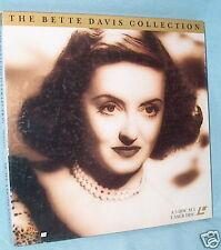 LD laserdisc BETTE DAVIS COLLECTION 5 films Box Set